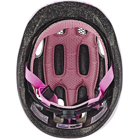 ABUS Smiley 2.0 Casque Enfant, rose princess
